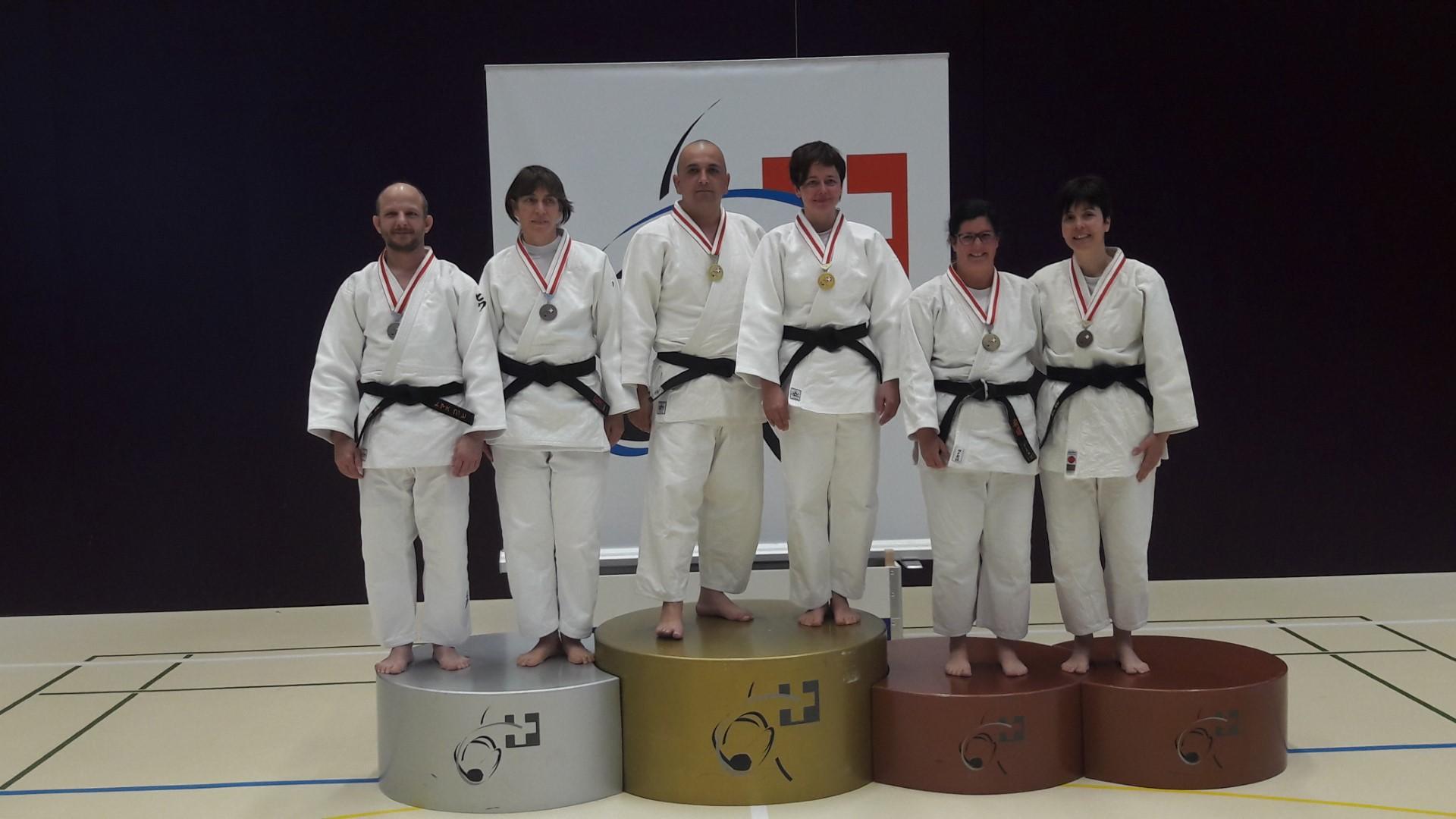 Championnat Suisse Kata