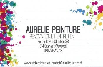 Aurélie peinture