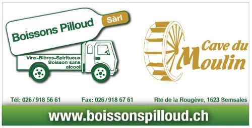Boissons Pilloud