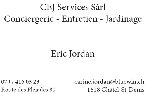 CEJ Services