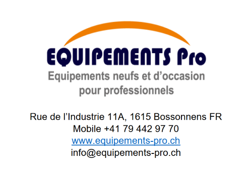 Equipements Pro