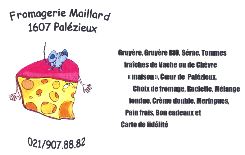 Fromagerie Maillard