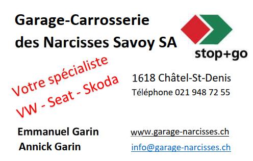 Garage des Narcisses
