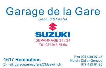 Garage Gare Genoud & Fils SA
