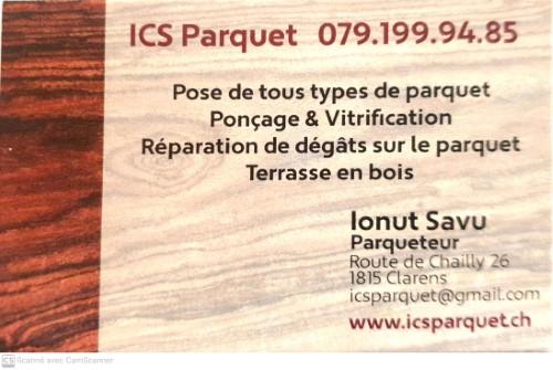ICS Parquet