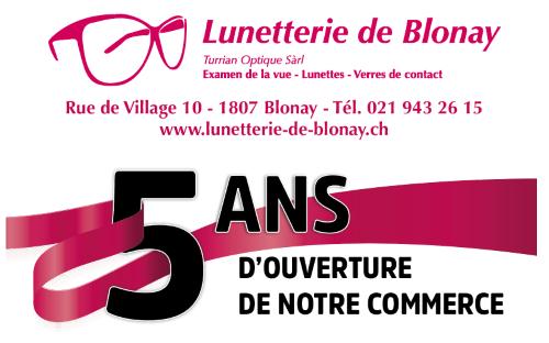 Lunetterie de Blonay