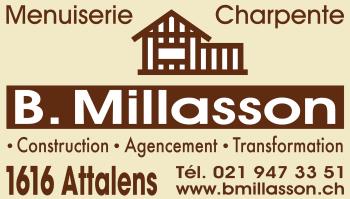 Menuiserie Millasson