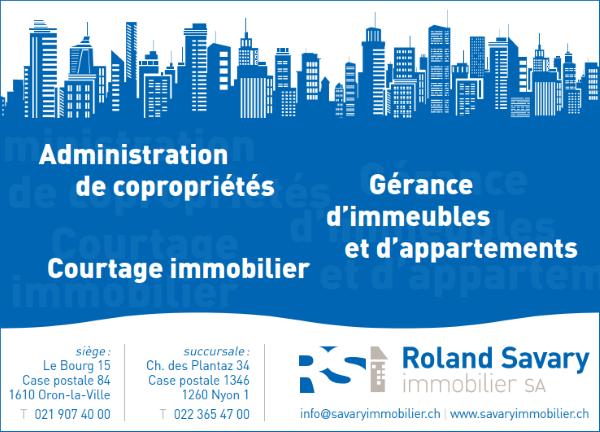 Roland Savary Immobilier